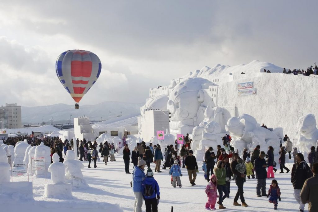 Asahikawa Winter Festival