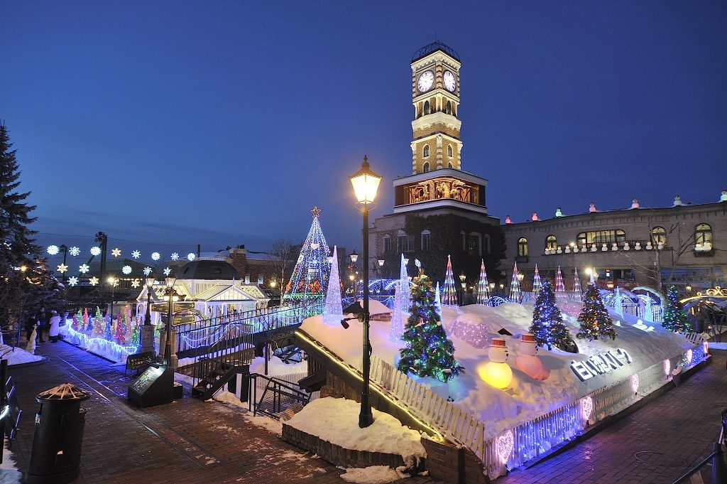 Best 5 Winter Illumination in Hokkaido