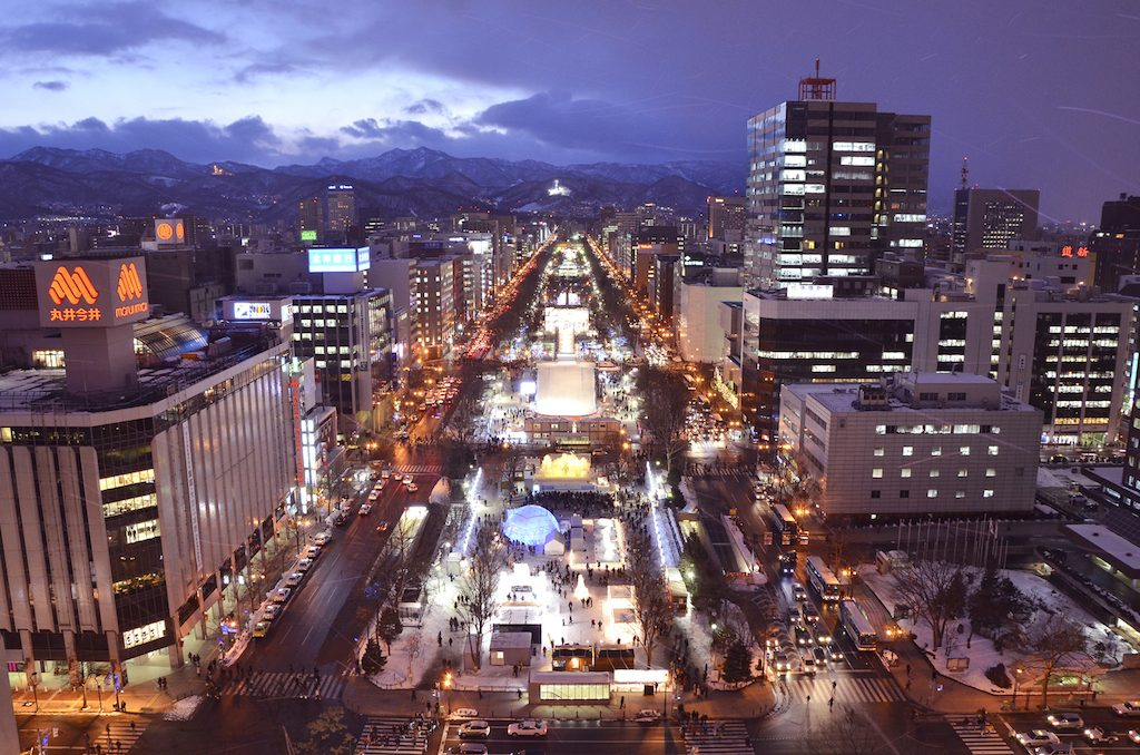 "How to Enjoy ""Sapporo Snow Festival"""