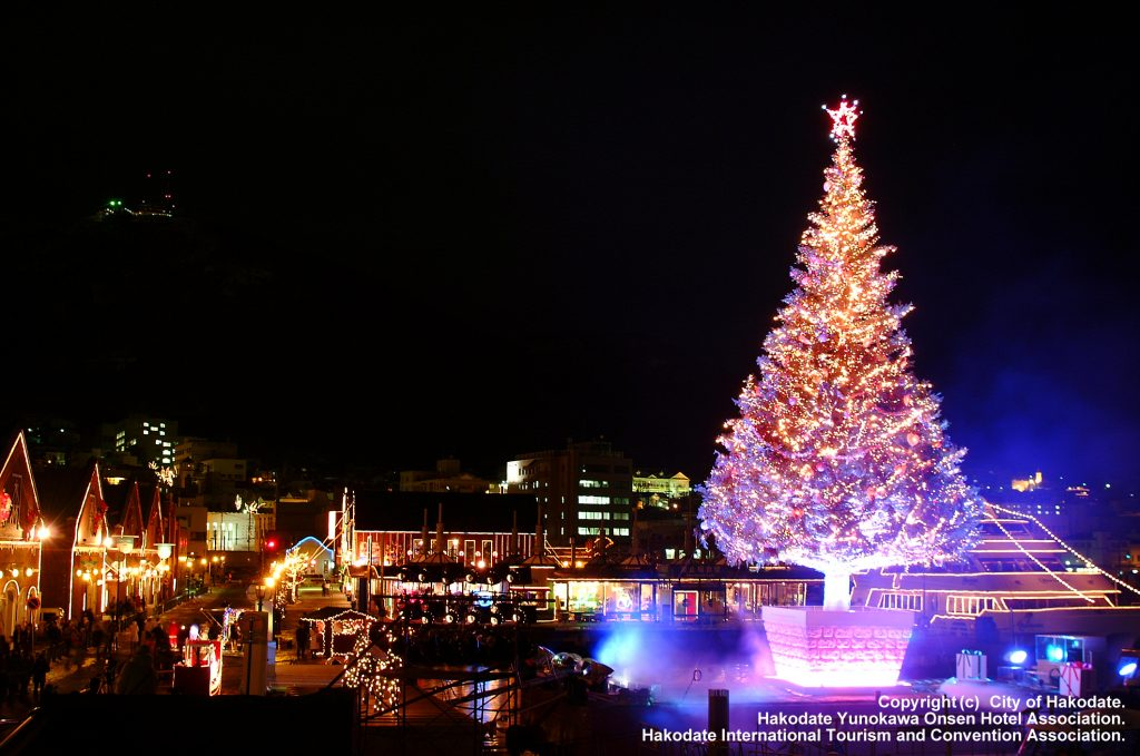 Hakodate Christmas Fantacy