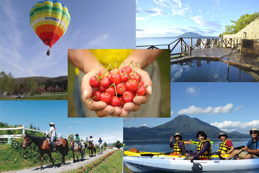 Summer Activities Only in Hokkaido
